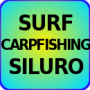 Surf, Carpfishing Siluro