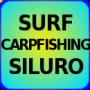 Surf, Carpfishing Siluro