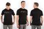 Fox Black/Camo Chest Print T-Shirt