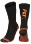 Fox Black / Orange Thermolite long sock 6 - 9 (Eu 40-43 o 44-47)